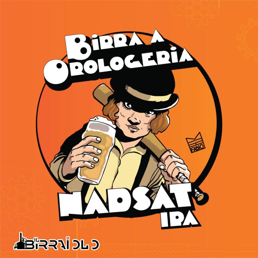 nadsat etichetta logo